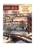 Front Cover of 'John Bull'  January 1955