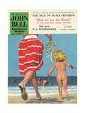 Front Cover of John Bull  September 1959