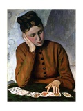 The Fortune Teller  1869