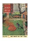 Front Cover of 'John Bull'  November 1953