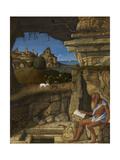 Saint Jerome Reading  1505