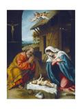 The Nativity  1523