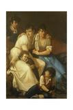 The Hayez Family  1807