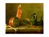 Still Life with a Green Jug  1731