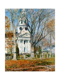 Church at Old Lyme  1903