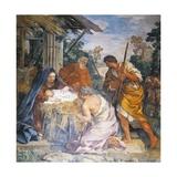 Birth of Christ  1621-1630
