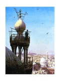 Muezzin Calling  1878