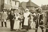 Coronation Day Parade  Exeter  1937