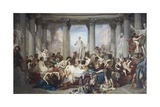 Romans of Decadence  1847