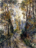 The Forest Path  1871