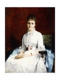 Portrait of a Lady  1877