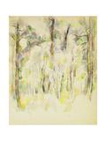 Woodland Scene  C1900-1904