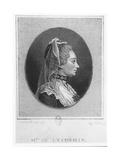 Madame De L'Espinasse  1750
