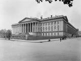 US Treasury  Washington  DC  1880