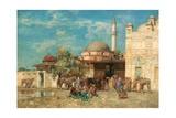 A Moorish Market Place