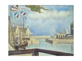 Sunday  Port-En-Bessin  1888