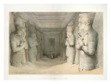 Temple Of Aboo Simbel