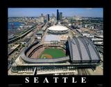 Safeco Field - Seattle  Washington