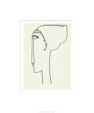 Tete de Profil  c1911