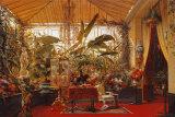 Véranda de la princesse Mathilde Reproduction d'art par Charles Giraud