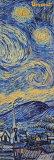 Starry Night  c1889 (detail)
