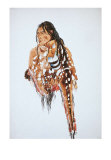 Ihkas-Kinne  Siksika Blackfeet Chief