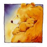 Mother Bear's Love I