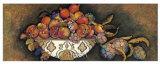 Artichokes and Pomegranates in a Moroccan Bowl