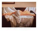 Fin septembre Reproduction d'art par Edson Campos