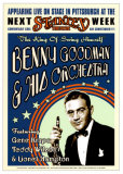 Benny Goodman Orchestra at the Stanley Theatre  Pittsburgh  Pennsylvania  1936