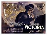 Victoria Fosforos Giclée par Adolfo Hohenstein