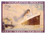 Transatlantique  French Line