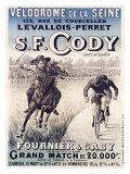 S.F. Cody vs. Fournier and Gaby Giclée