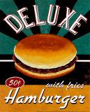 Deluxe Hamburger