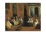 A Concert  Ca 1738