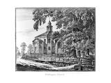 Paddington Church  1795