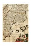 Spain  Detail  Atlas