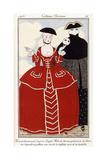 Parisian Clothing: Fancy Dress after Longhi  1913