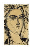 Head of a Woman  1915