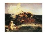 Arabian Fantasy  1833