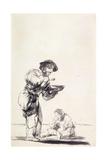 La Bouillie': Beggars Eating Mash