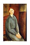 Portrait of Annie Bjarne  1919