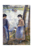 By the Water  1881