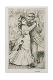 Dancing Couple  C1880