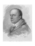 Portrait of Friedrich Kind