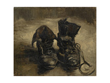 Pair of Shoes  1886