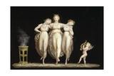The Three Graces  1798-1799