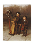 The Little Strollers  1874