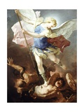 St Michael Defeats Demon
