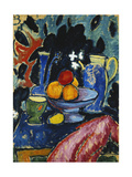 Still Life with Jug; Stilleben Mit Kanne  C1913